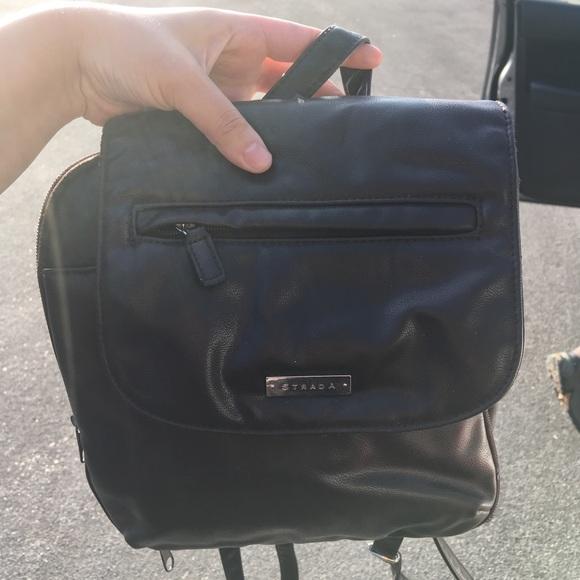 Bags   Trendy Leather Backpack   Poshmark bb3e4cc6c6